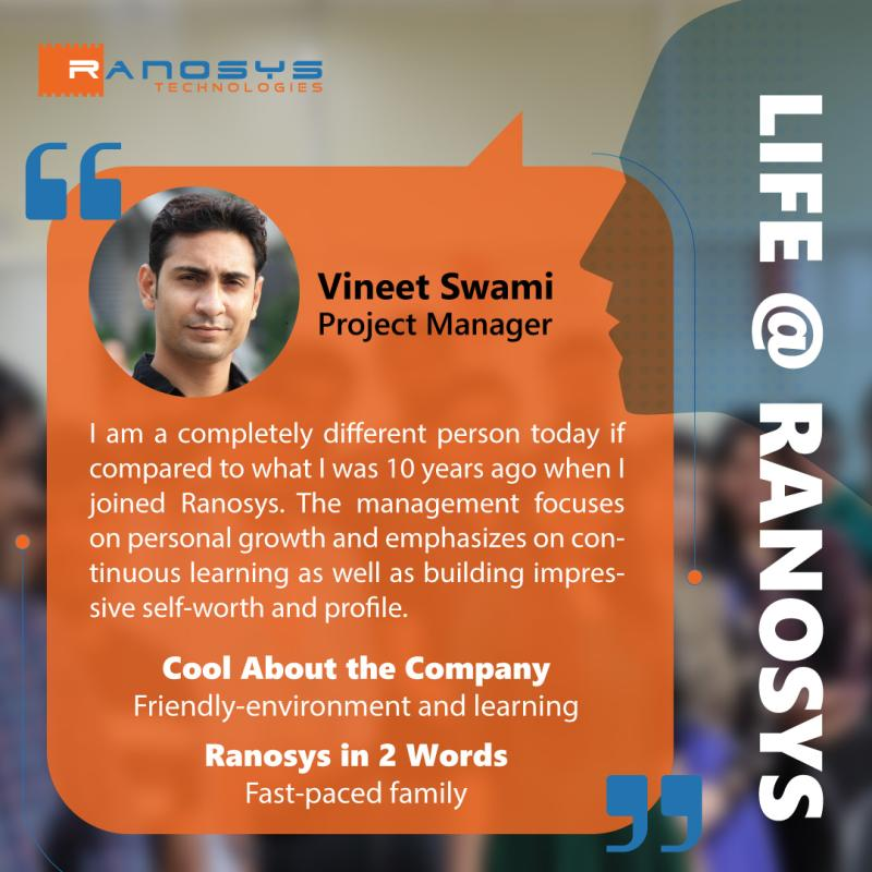 Employee Speak - Vineet