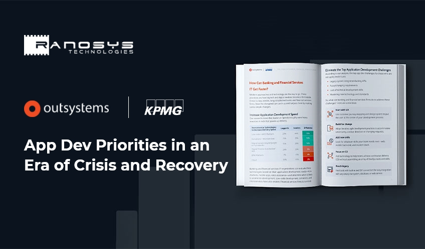 App Dev Priorities in an Era of Crisis and Recovery
